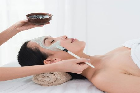 85-minute Specialized Collagen Infusion AMS Facial with full shoulder, neck & scalp massage (3 sessions)