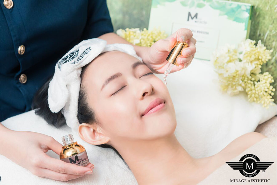 Signature Stem Cell Booster Treatment by Mirage Aesthetic on Daily Vanity Salon Finder
