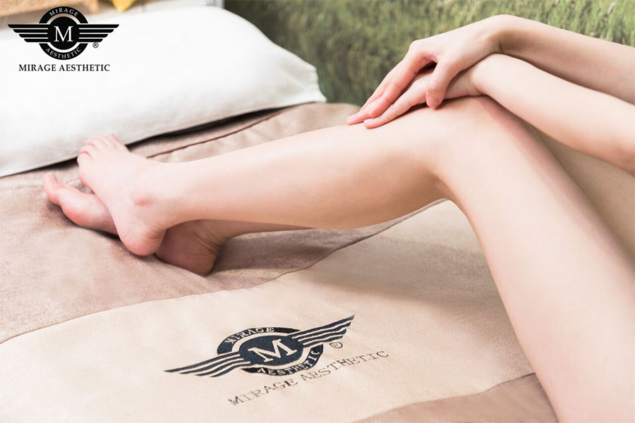 Super Hair Removal - 1 small part (6 sessions) by Mirage Aesthetic on Daily Vanity Salon Finder
