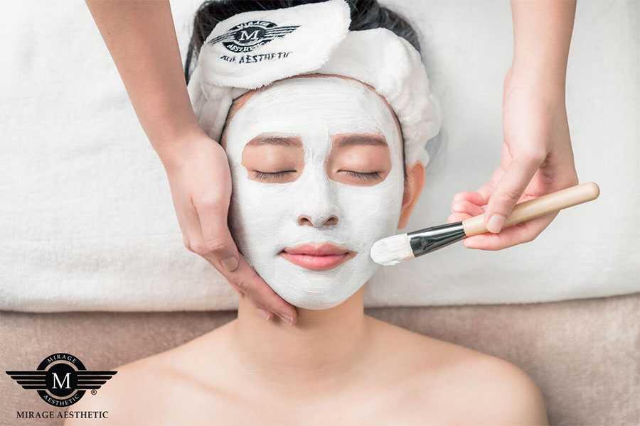 The Cure - Acne Prone Skin by Mirage Aesthetic on Daily Vanity Salon Finder