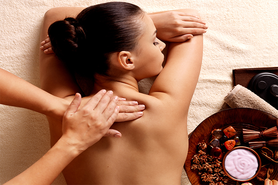 Therapeutic Body Massage by Spa Infinity on Daily Vanity Salon Finder