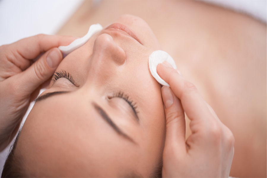 Deep Cleansing Galvanic Facial by The Organic Room on Daily Vanity Salon Finder