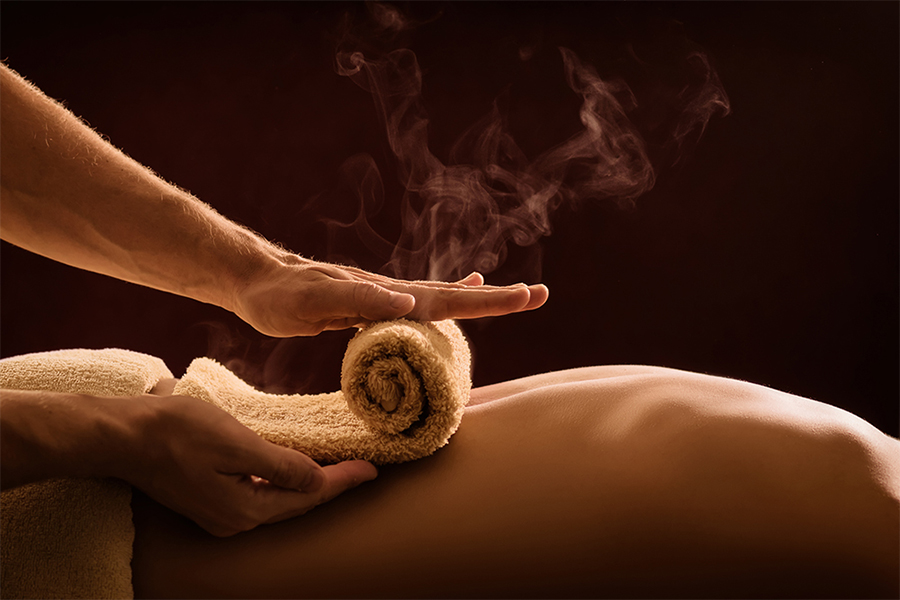 Therapeutic Body Massage + Access to Spa Facilities & Refreshments by Yú by Spa Infinity on Daily Vanity Salon Finder