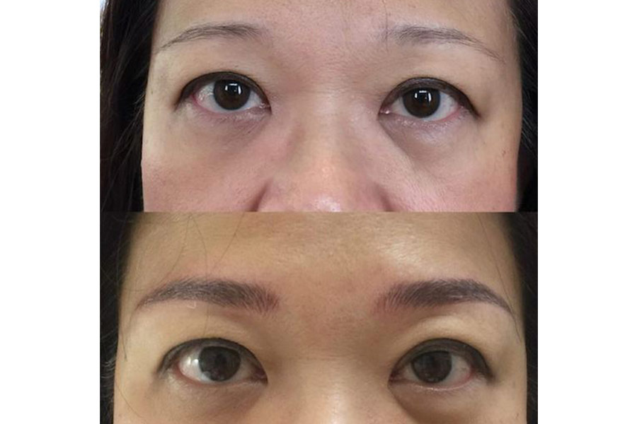 Eyebrow Embroidery by Akoya Beauty on Daily Vanity Salon Finder
