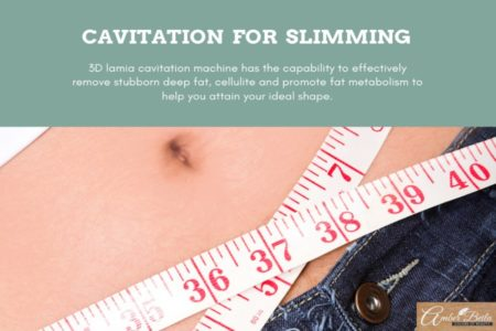 Cavitation for Slimming Treatment