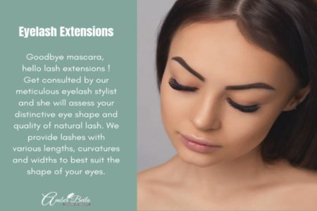 Eyelash Extensions  (Unlimted Strands)