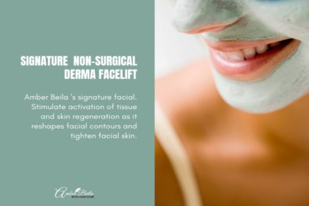 Signature Non-Surgical Derma Facelift