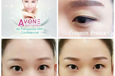 4D Superior Korean Brows Analysis with Design & Grooming