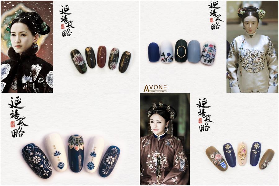 Yanxi Palace Express Gelish Manicure with FREE $50 voucher by Avone Beauty Secrets on Daily Vanity Salon Finder