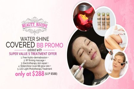 Watershine Covered BB 5-in-1 Treatment