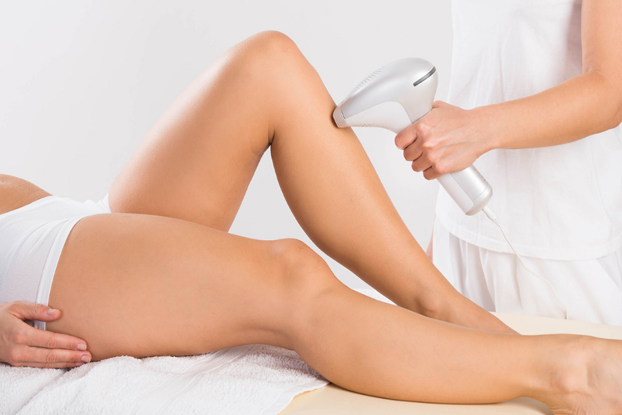 Half Leg- SHR Laser Hair Removal by Ceramique Aesthetics on Daily Vanity Salon Finder