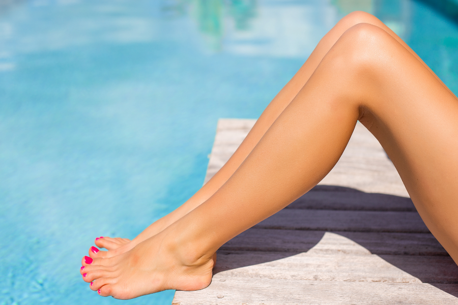 Half Leg Waxing by Ceramique Aesthetics on Daily Vanity Salon Finder