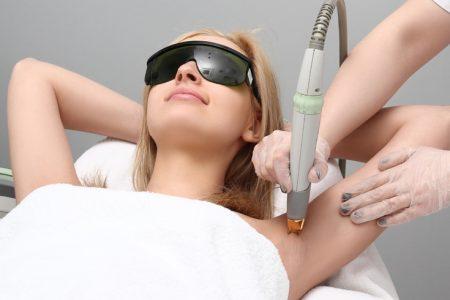 Underarm- SHR Laser Hair Removal