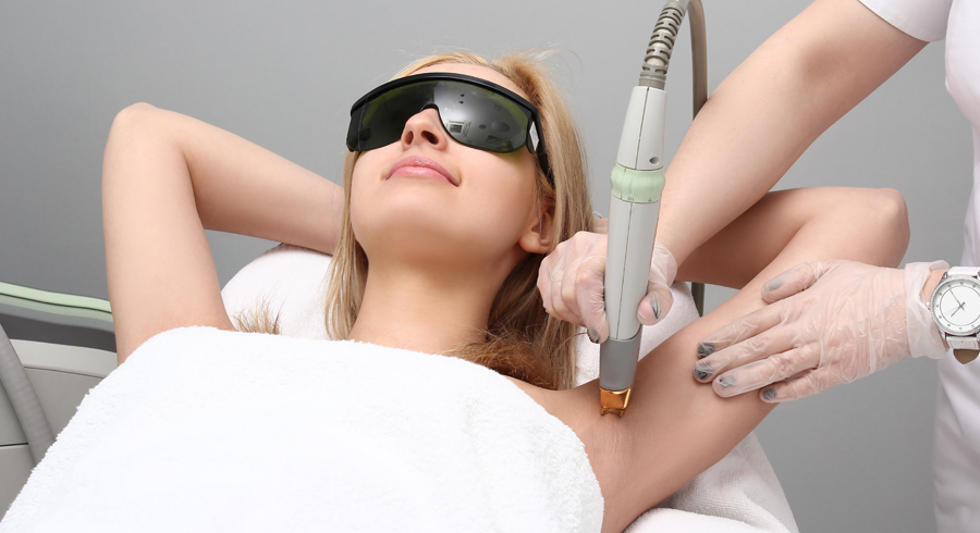 Underarm- SHR Laser Hair Removal by Ceramique Aesthetics on Daily Vanity Salon Finder