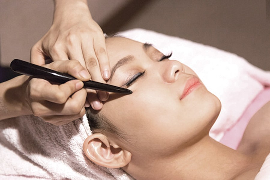 Bojin Facial- Anti-aging/Lifting by Chrysalis Spa on Daily Vanity Salon Finder