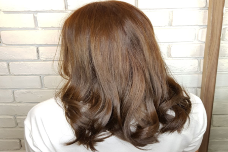 Hair Treatment - Medium Hair