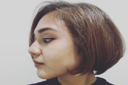 Ladies Haircut - Short to Medium