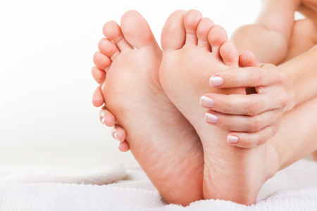 Full Feet (with toes) - IPL Permanent Hair Removal