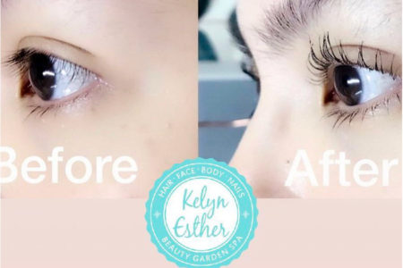 Lash lift with Keratin and Mascara Boost