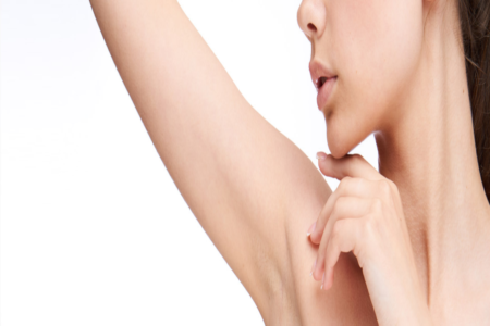 SHR Arm Permanent Hair Removal
