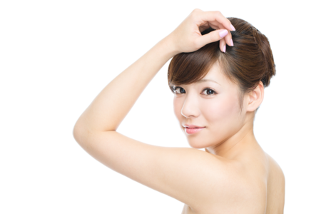 Underarm Long Term Hair Removal