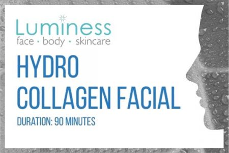 Hydro Collagen Facial