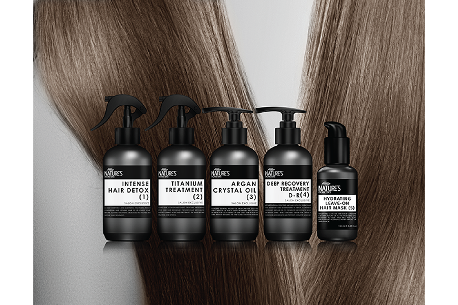 Nature's Hair Detoxifying Treatment by Organic Hair Professional on Daily Vanity Salon Finder