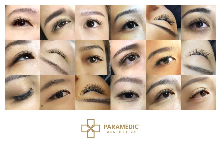 Special DV promo- Full Volume Lash Extensions First Appointment by Paramedic Aesthetics on Daily Vanity Salon Finder