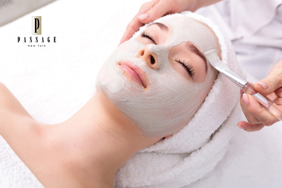 Anti-Ageing Renewal Facial + Customised Ampoule and Mask by Passage New York on Daily Vanity Salon Finder