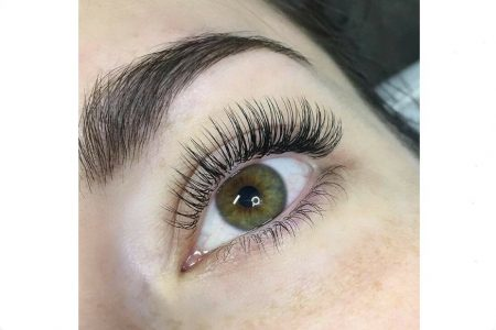 Collagen Lash Lift with Semi Permanent Mascara
