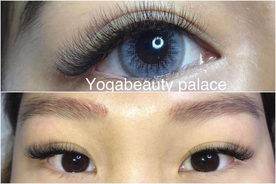 Doll Eyelash Extensions (Unlimited) by Yoga Beauty Palace on Daily Vanity Salon Finder