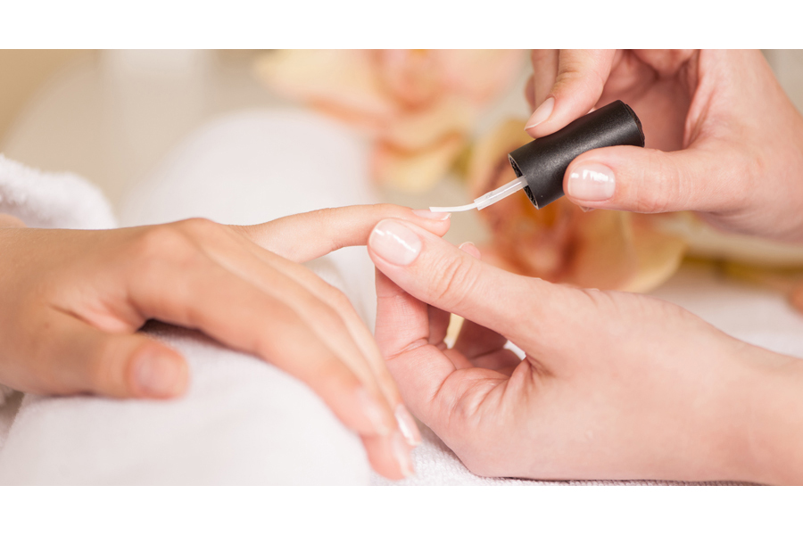 Express Manicure by Yoga Beauty Palace on Daily Vanity Salon Finder