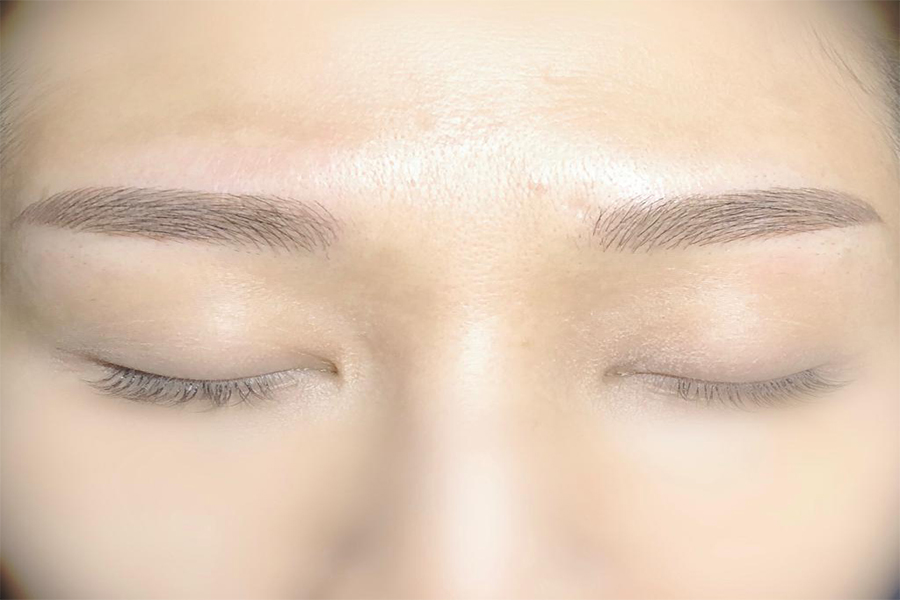 Brow Embroidery by Highbrow on Daily Vanity Salon Finder