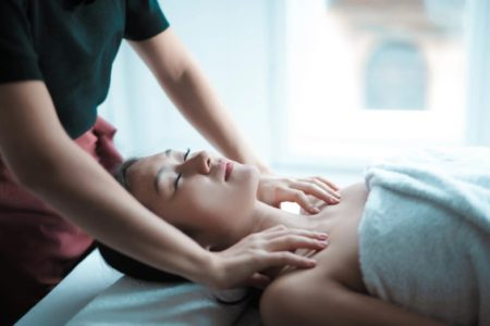 Customised Facial Treatment + Diamond Peel Facial + Neck & Shoulder Massage