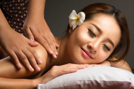 60 Mins Body Massage (Therapeutic or Rejuvenating)