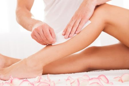 Full Leg Waxing for Ladies