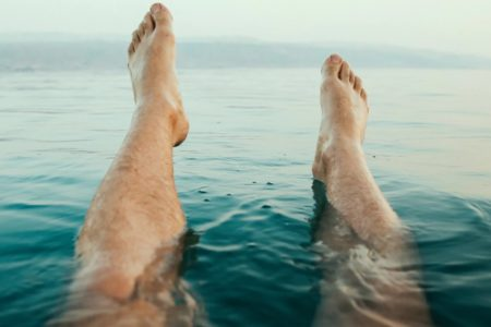 Waxing for Men - Top half leg (Upper thigh to knees)
