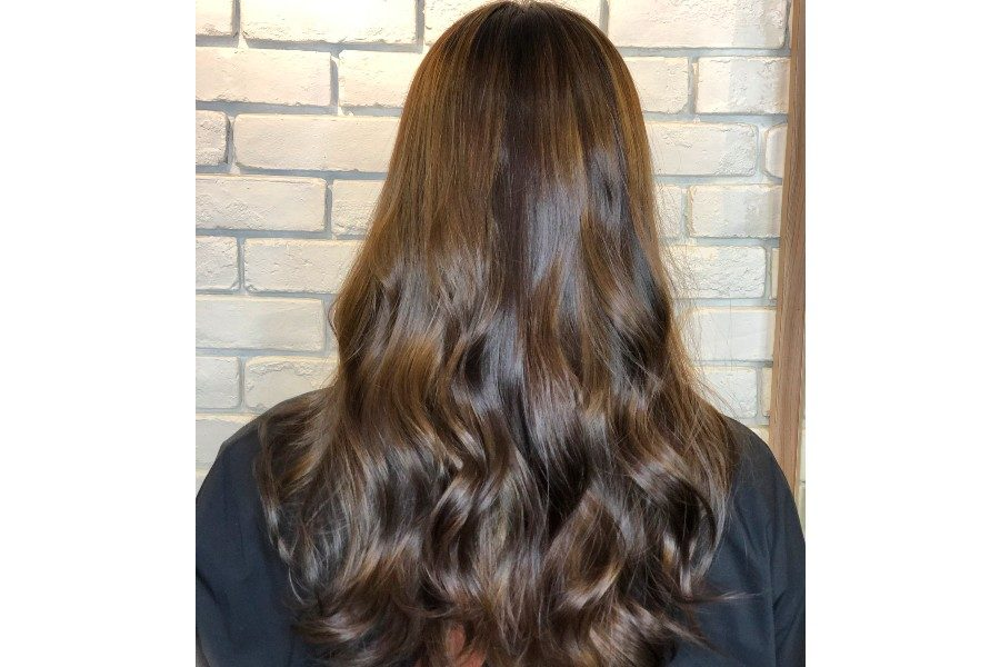 Color - Long Hair by Jin Hair on Daily Vanity Salon Finder