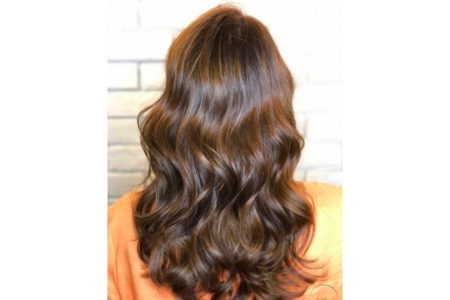 Korean Perm - Long Hair