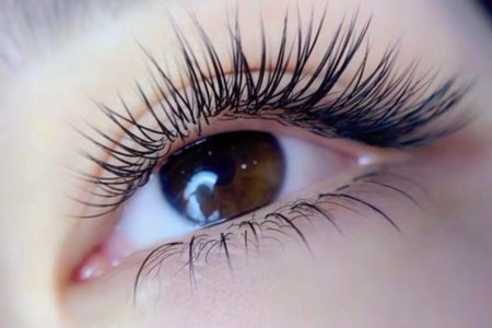 Eyelash Extension - Unlimited lash-by-lash extension + Eyebrow shaping + Touch Up
