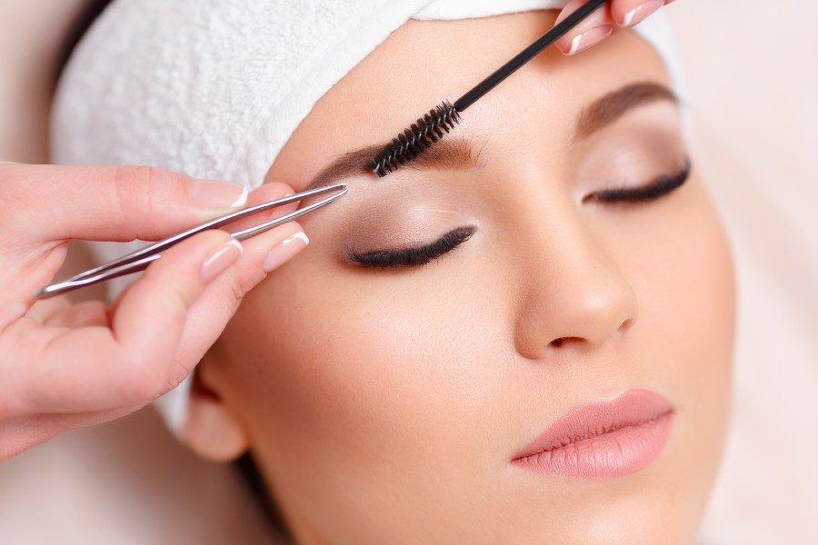 Natural Eyebrow Trimming + Brow Analysis and Design by Zen Beauty on Daily Vanity Salon Finder