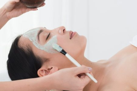 Face Contouring & Shape Enhancing Treatment + Computerise Skin Diagnosis + 1 X Free Mini Service