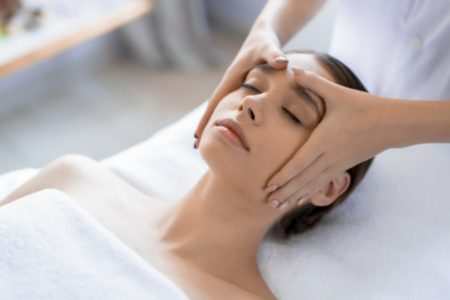 Specialised Collagen Infusion AMS Facial + Shoulder, Neck & Scalp Massage