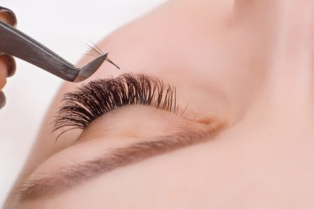3D Fluffy Lashes Extension