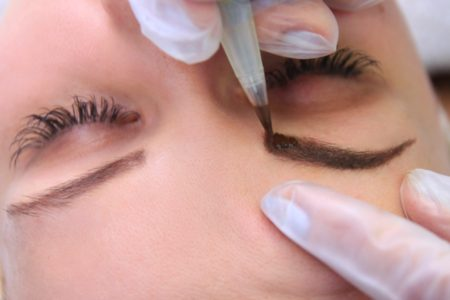 Misty Eyebrow Embroidery with Raving Reviews