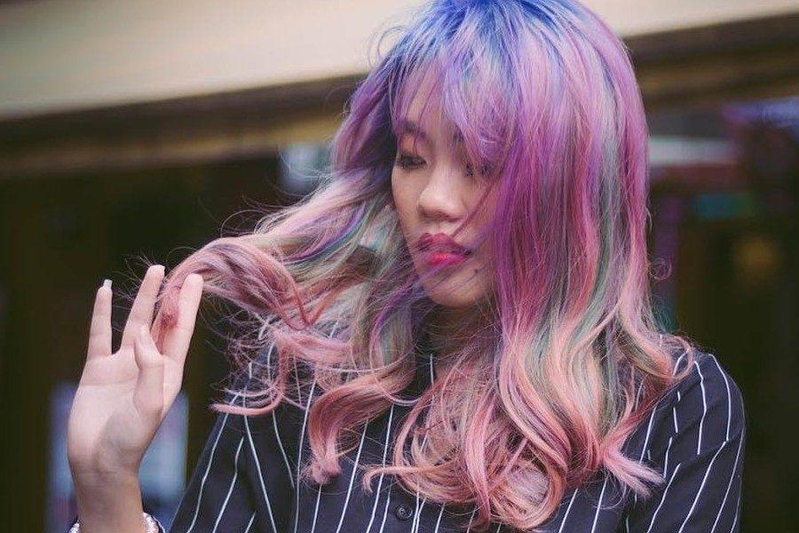 Hair Colouring + Haircut (Chest Length) by Haar Attic on Daily Vanity Salon Finder