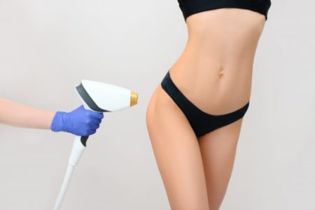 Brazilian Laser Hair Removal for Ladies