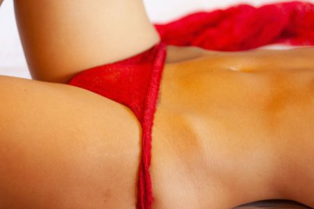Brazilian Waxing with Mask for Ladies