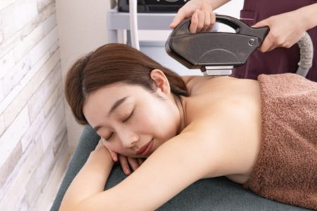 Full Back Laser Hair Removal for Ladies