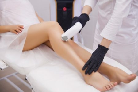 Lower Half Leg Laser Hair Removal For Ladies